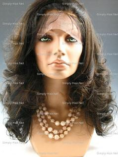Janet Jackson inspired full lace wig