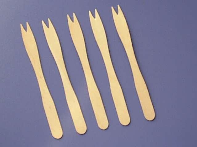 Wooden Chip Fork