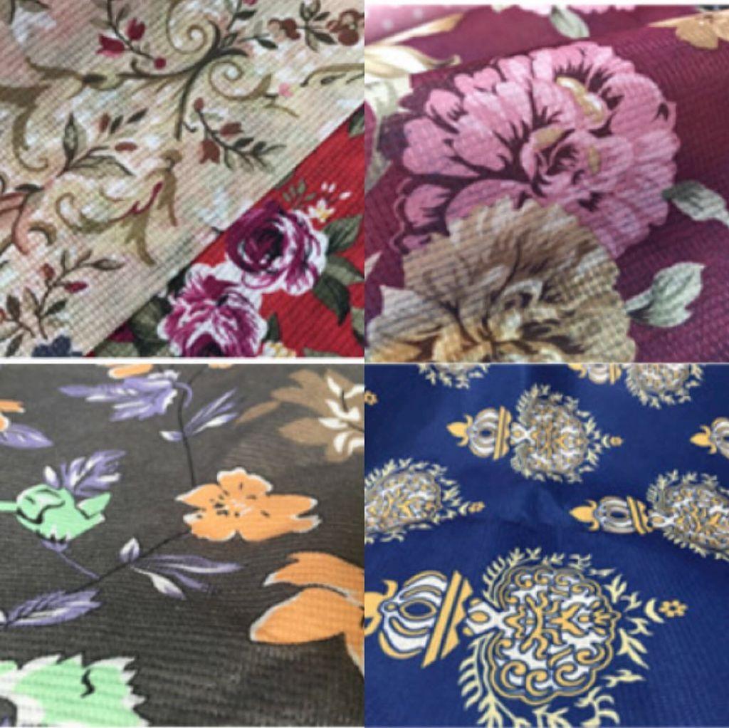 stitch bonded non woven fabrics for mattress