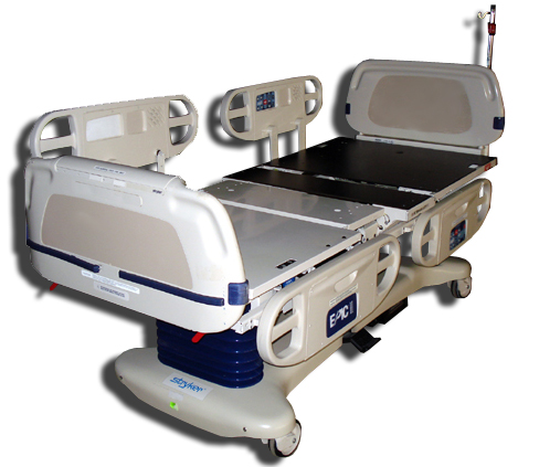 Intensive Care Unit Bed