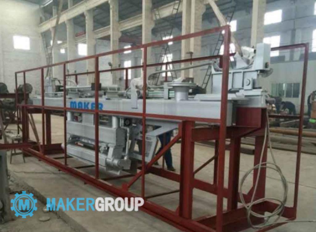 Air knife system/Galvanizing equipment