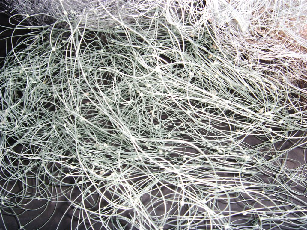 Nylon PA6 Monofilament Fishing Net Waste