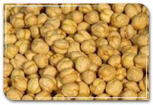 Nuts ( Hazelnuts, Pistachios, Chickpeas )