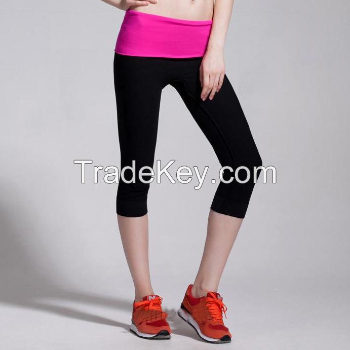 Custom made High waist sport legging shaper,yoga pants