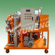 Vacuum Oil-Purifier Special for Lubricating Oil