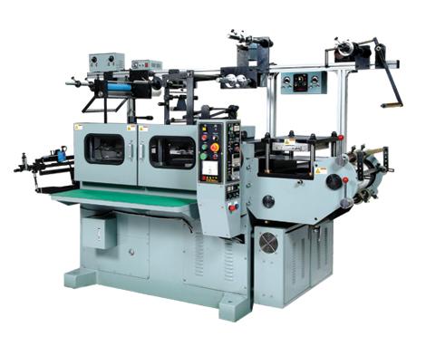 die-cut machine