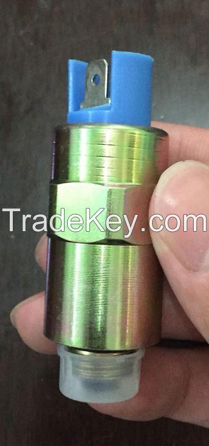 Fuel stop solenoid for perkins  26402472