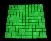 Glowing Glass Mosaic