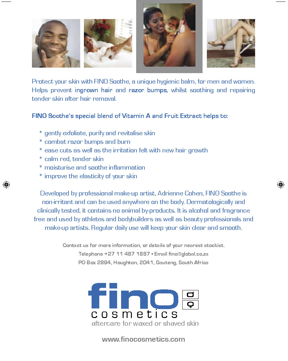 Fino for Men and Women