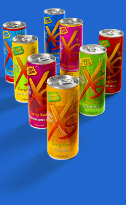 XS Energy Drink for Sale