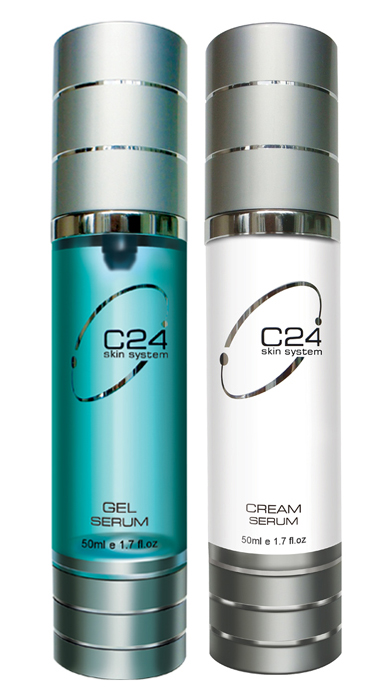 C24 Skin System - Moisturising System