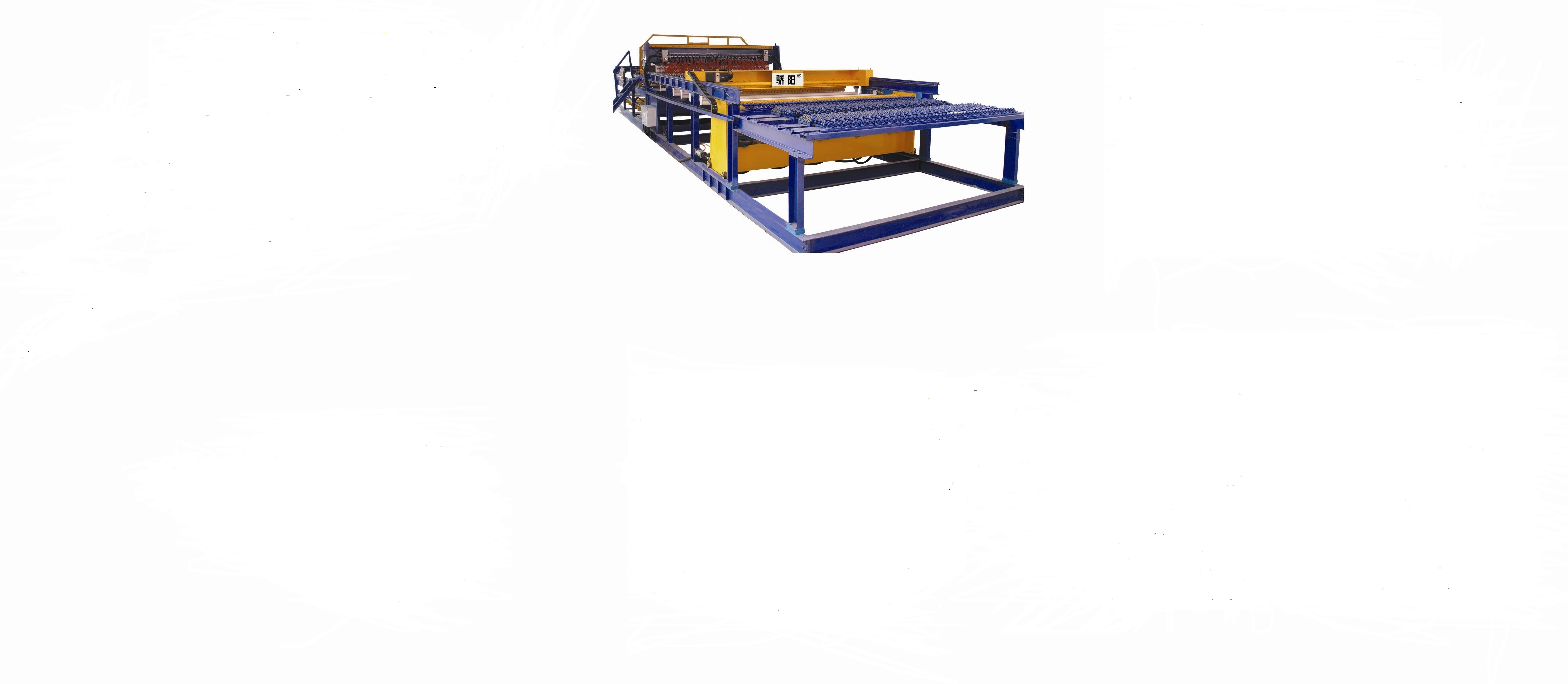 Automatic Fence Mesh Welding Production Line