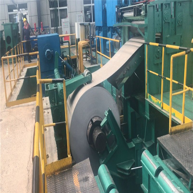 6 Hi Reversible Steel Cold Rolling Mill Machines