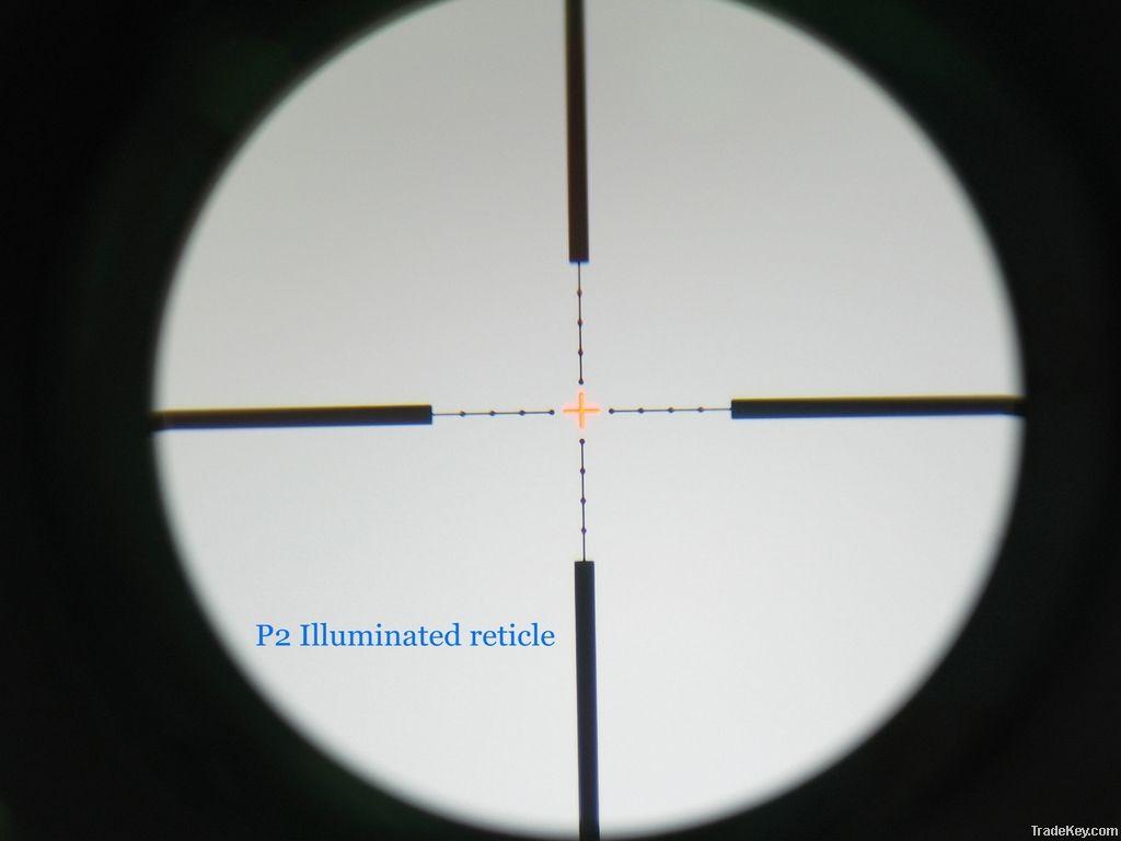 kingMax W312 rifle scope 3-12x50 Frist Focal Plane Reticles 35 TUBE