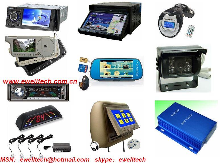 car DVD / car MP3/ car audio / car monitor/2 din/1 din