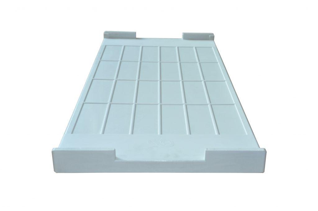 fiberglass starch tray