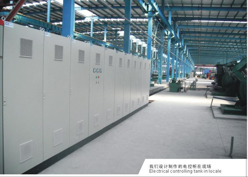 automation engineering, electrical control system ELCB, MCB