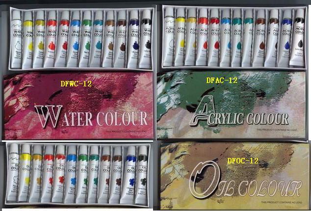 oil paint colors