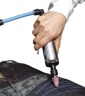 CONCORDE HORIZONTAL BRUSHING ROBOTS