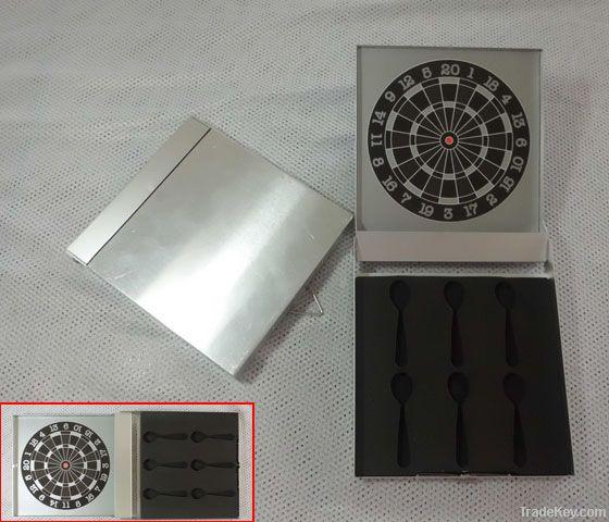 Mini magnetic folding game sets