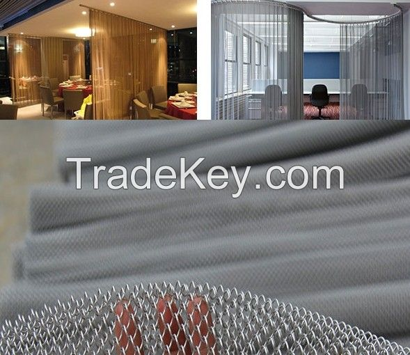 stainless steel hanging screen for Hotel