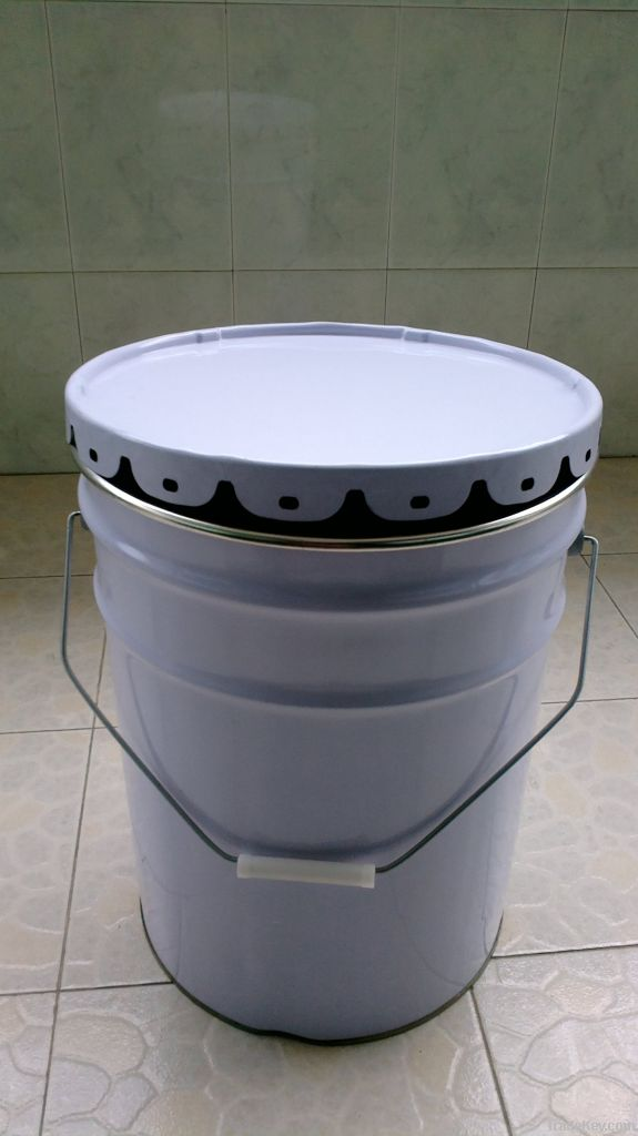20L metal chemica/paintl bucket/can