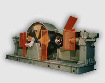 Radial/axial fatigue test machine