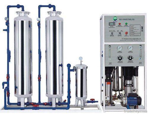 Water treatment machine S.S RO-1000I (700L/H)