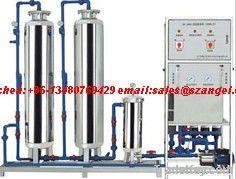 1T-5T Ultra-Filtration Mineral Water Treatment