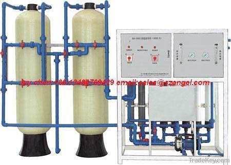 2000L/H Mineral Water Treatment Equipment
