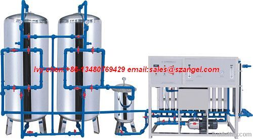 6T/H Mineral Water Treatment Equipment