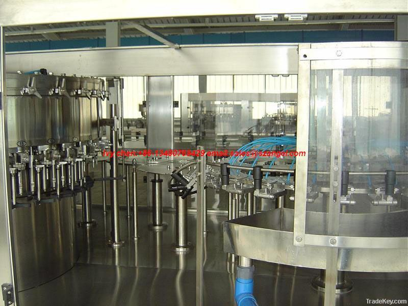 Mineral Water Bottling Plant CGF32-32-12