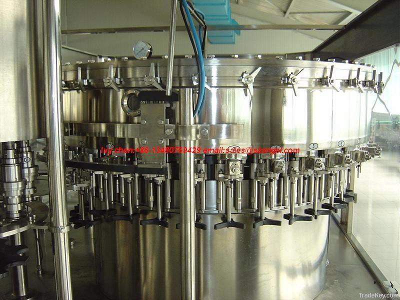 Carbonated Beverage Filling Machine DCGF32-32-12