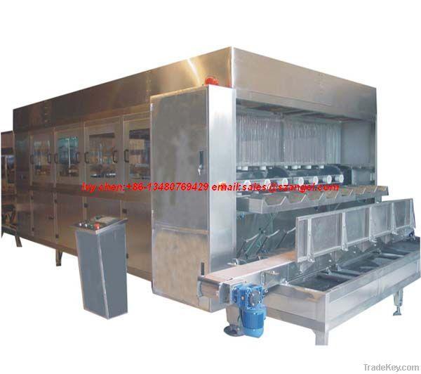 Automatic 5Gallon Bottle Filling Machine 900B/H