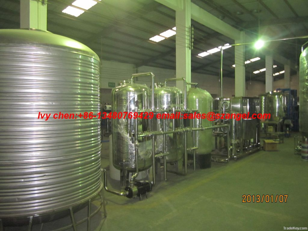 water treatment machine