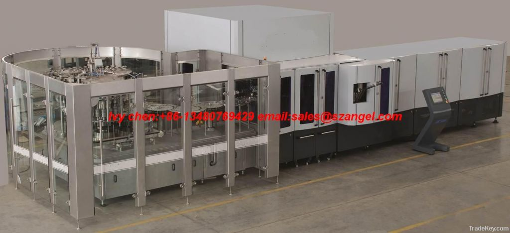 Blowing-Filling-Capping Monobiblock