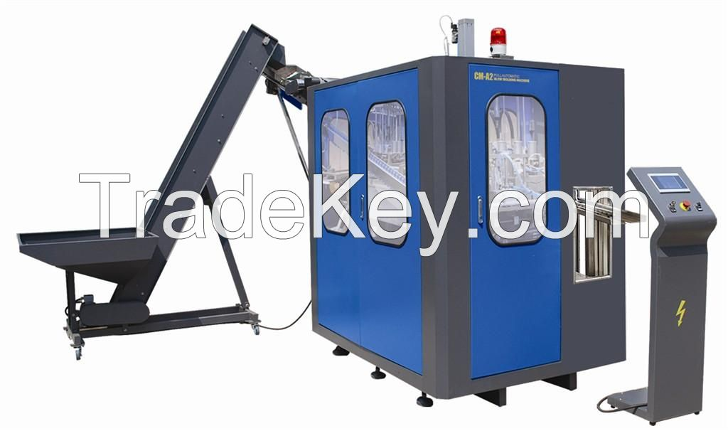 Fully-Automatic PET Bottle Blowing Machine CM-A2