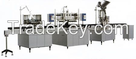 Automatic water bottling system XFS1500-3000