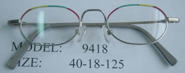 kid's memory optical frames