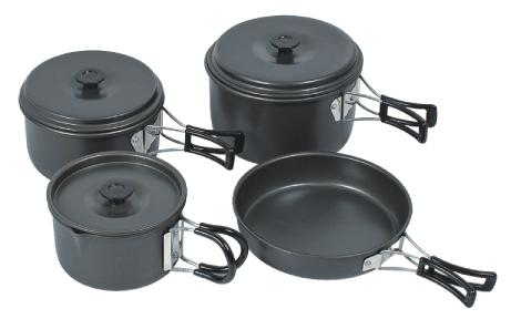 High quality Outdoor Cookware