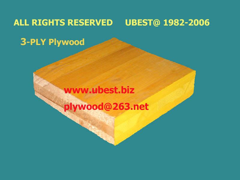 3 Ply Shuttering Panel