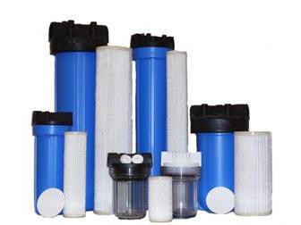 NanoCeram PAC Filter Cartridges