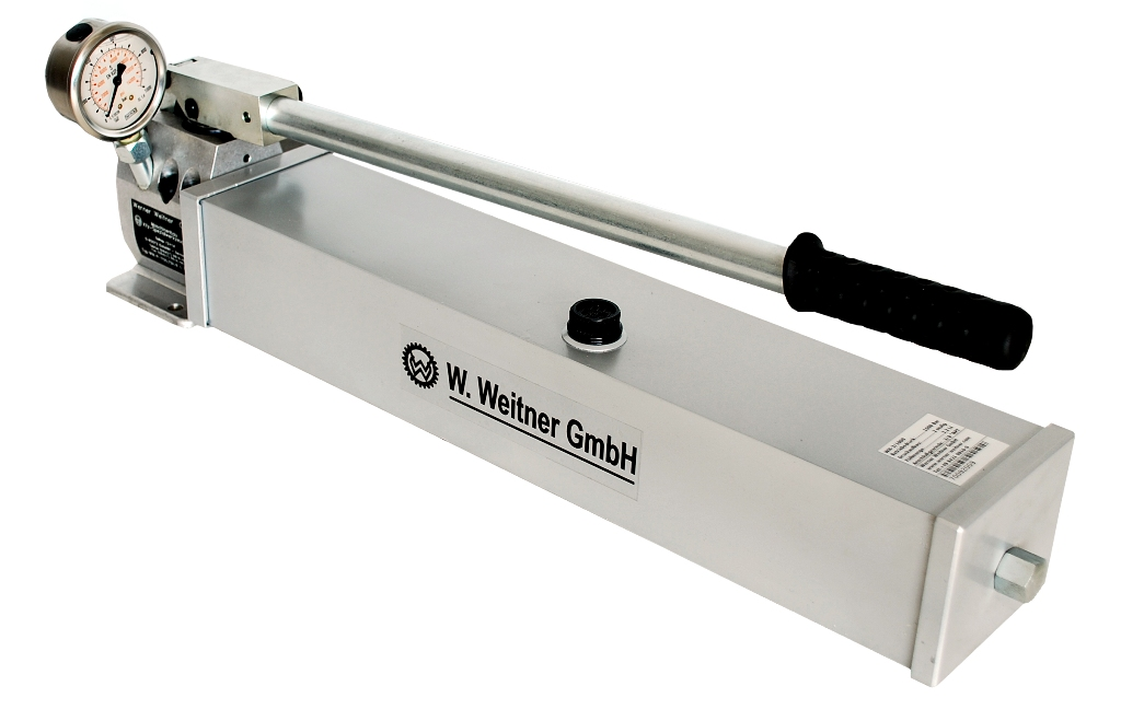 10000 Psi 700 Bar High Pressure Hydraulic Pump