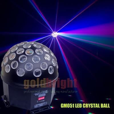 Sell LED CRYSTAL BALL, stage light, led par light, dj laser