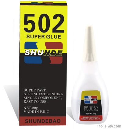 supply 502 super glue