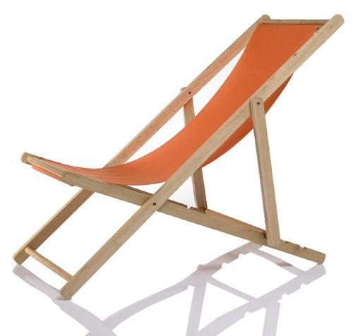 wooden beach chair YH-L01
