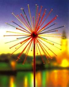 LED Christmas Firework Light  FT-01