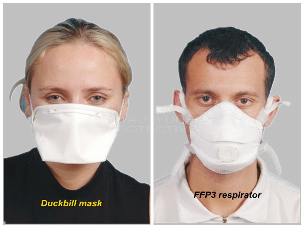 Dust Mask And Respirator