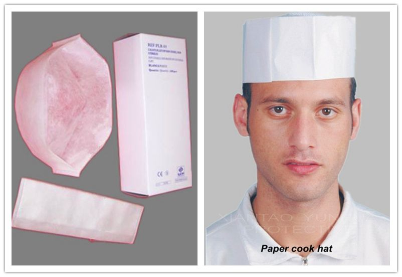 Chef And Cook Hat (Disposable)