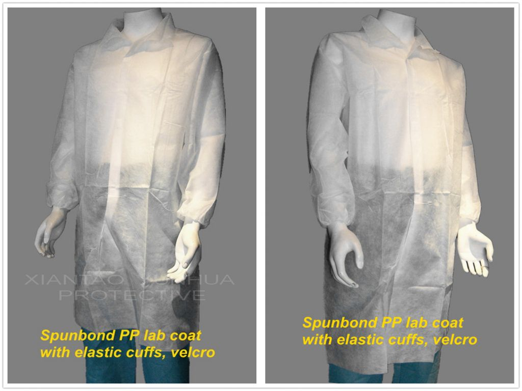 Disposable Lab Coat
